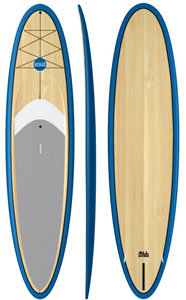 kona woord veneer stand up paddle board