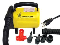 Airhead Kwik Tek AHP-120HP Hi Pressure Air Pump with Pressure Release