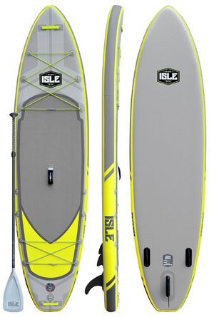 isle airtech explorer touring sup board