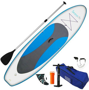 serenelife inflatable cheap sup for sale near me