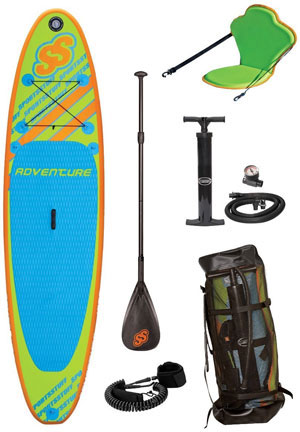 sportstuff adventure budget sup board