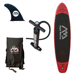 aqua marina monster inflatable sup