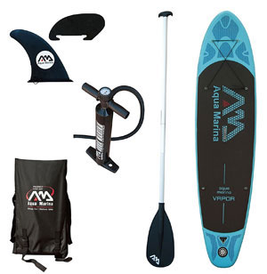 aua marina vapor cheap sup board