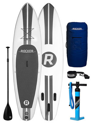 irocker sport paddle board