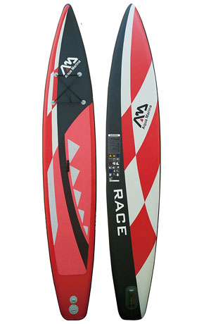 aqua marina touring race paddle board