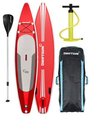 driftsun touring sup board