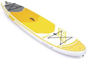 Bestway Hydro Force paddle board Cruiser Tech