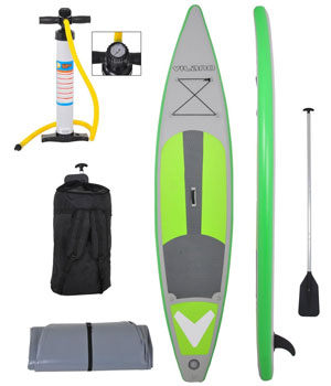 vilano touring paddle board