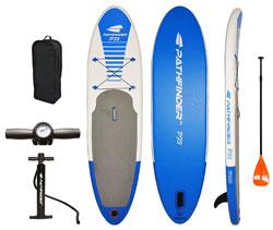 pathfinder paddle board