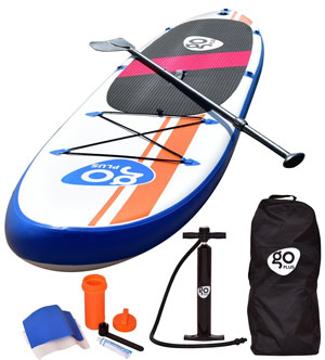 goplus inflatable paddle board 10' near me