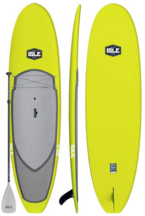 isle versa epoxy paddle board review