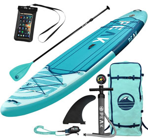 Isle Peak 11' Expedition Inflatable Paddle Board Review