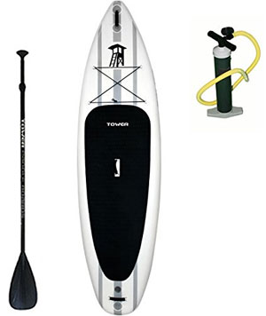 tower inflatable sup adventurer2