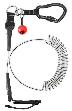 nrs waist sup leash with quick release