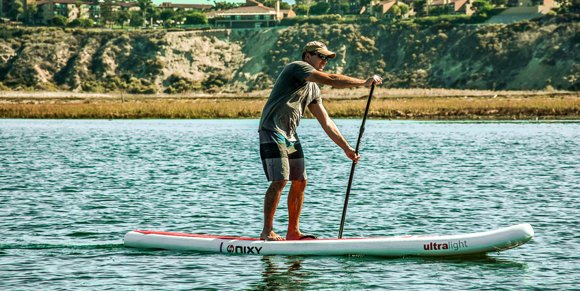 best touring sup board