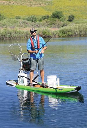 airhead bonefish fishing paddle board