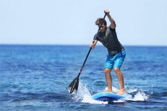 aqua marina paddle board sup board