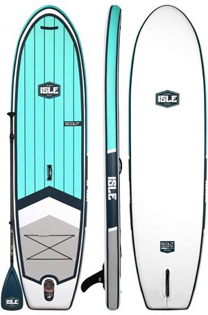 isle scout paddle board