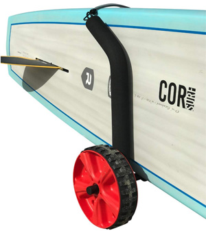 Cor Surf Adjustable Stand Up Paddleboard Cart