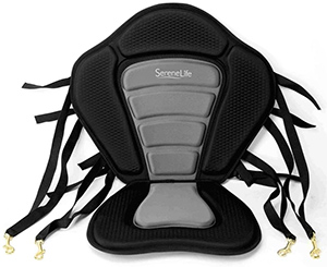 SereneLife Detachable Paddle Board Seat