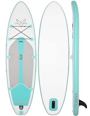 vilano journey cheap paddle board