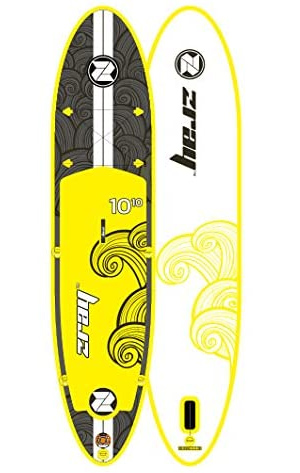 zray x2 paddle board