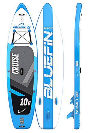 bluefin cruise sup review