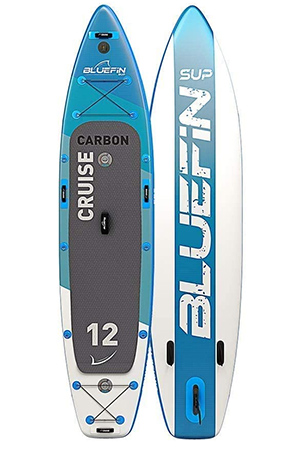 bluefin cruise carbon paddle board